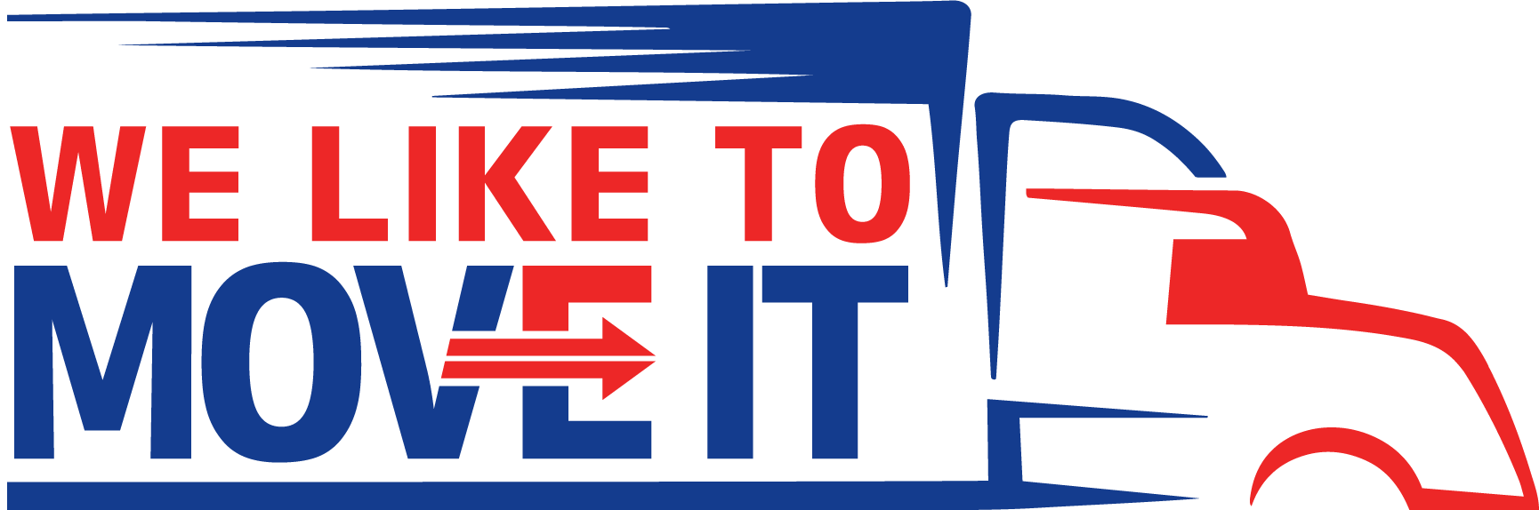 We Like to Move It, LLC Logo